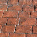 London Cobblestone Stamped Concrete