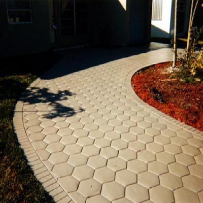 12 Quot Hexagon Tile Matcrete Decorative Concrete Products