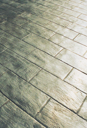 24 Italian Slate Tile Running Bond