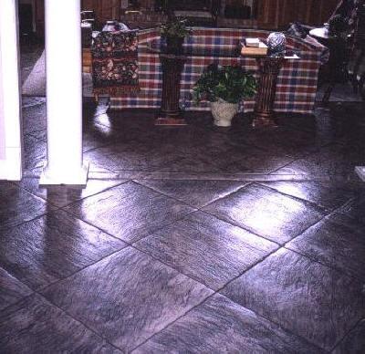 24 Italian Slate Tile Matcrete