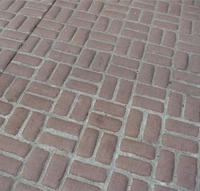 Brick Joint Floor Tile Skybridge 12x24 Gray Floor Tile