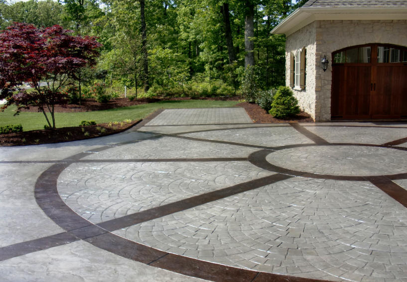 As innovators of original designs and unique products for architectural hardscapes, MATCRETE has been a leading manufacturer in the decorative concrete industry for over 25 years.