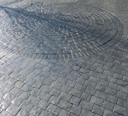 London Cobblestone Matcrete Decorative Concrete Products