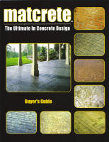 Matcrete Buyers Guide